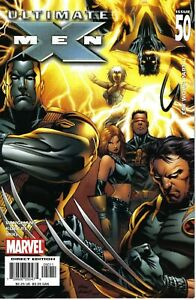 Ultimate X-Men #50,51,52;High Grade Marvel Books;Cry Wolf Story;Brian K. Vaughan