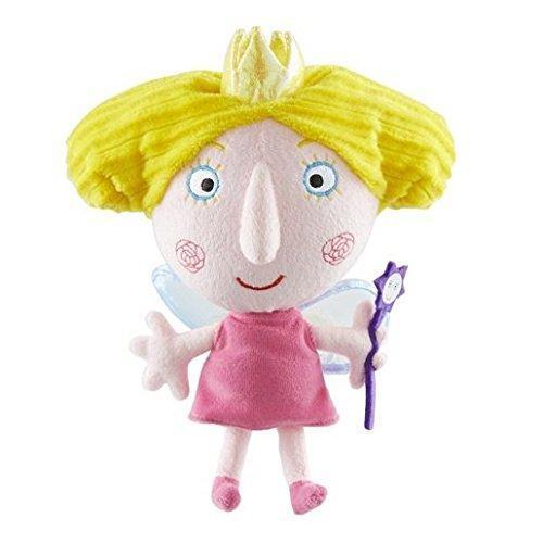 "Nouveau Ben /& Hollys Little Kingdom Talking 7/"" Holly Soft Plush Toy"