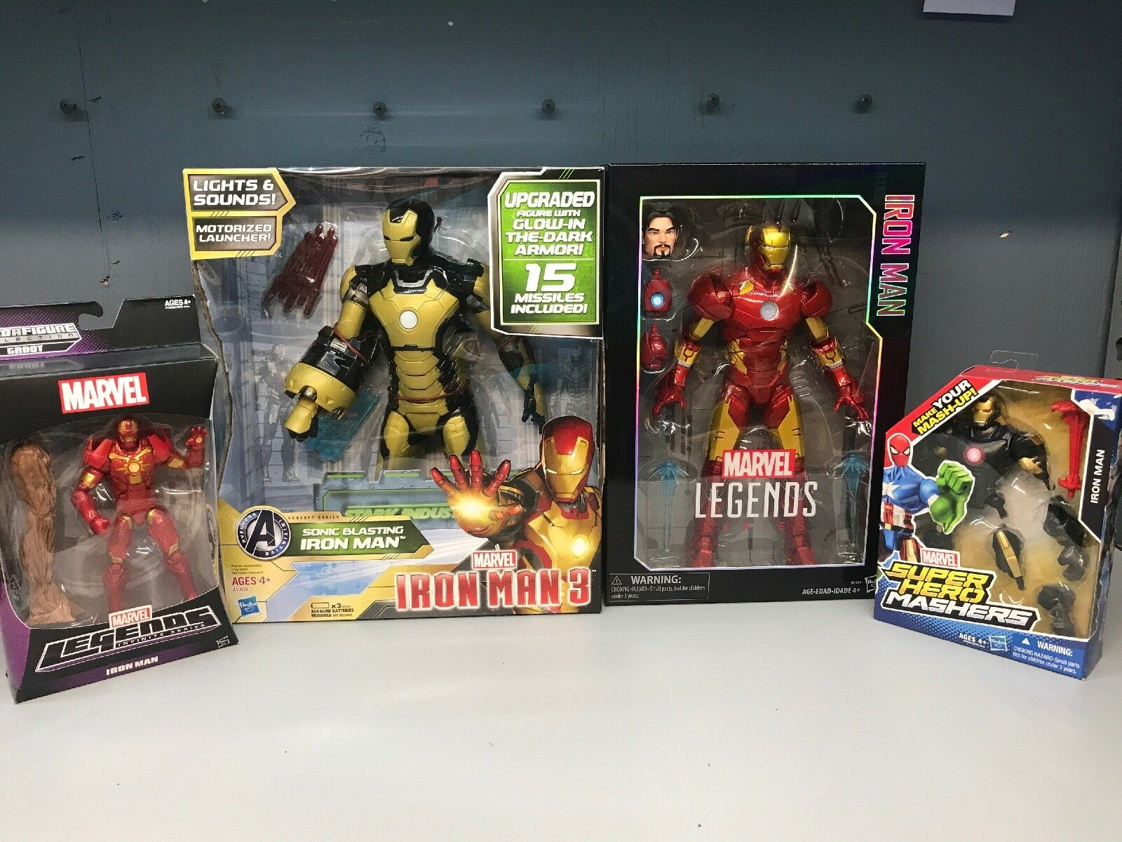 Marvel - mann viel 4.legenden, casanovas gab 's zur zeit, sonic sprengen.