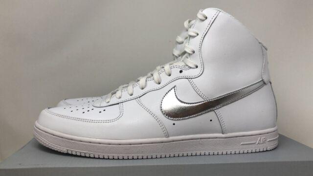 Nike Women s Wmns Air Force 1 Light High Athletic Shoes - Size 12 (men 10.5 2b7163034