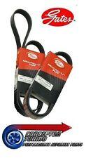 Complate Ventilador Aire Acondicionado P/s Auxiliar cinturón Set De 2-Para E51 Nissan elgrand Vq35de V6