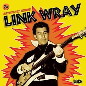 Link-Wray-The-Essential-Early-Recordings-NEW-2CD