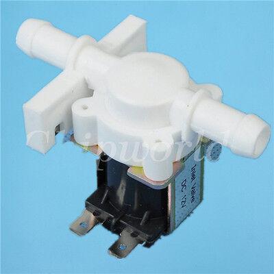 Electric Solenoid Valve 12-Volt DC 12v water dispenser boiler normally closed NC