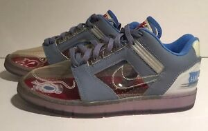 Nike AIR FORCE II Low Espo signed Sz 7.5 artist series ds sneakers shoes new