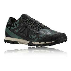 e72dcca87bbe01 Reebok Mens All Terrain Super 3.0 Stealth Running Shoes Trainers ...