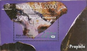 Indonesia-block127-mint-never-hinged-mnh-1998-Stamp-Exhibition