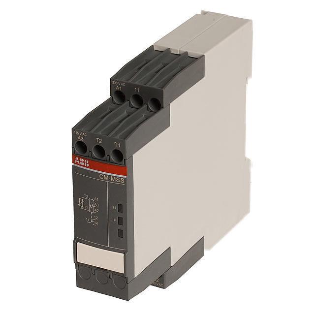Thermistor-Überlastrelais CM-MSS.13S, ABB, 220-240 110-130VAC, 1 Wech 4036.7078