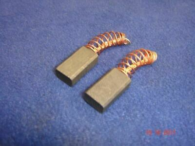 Pair of Replacement Carbon Brushes for Bosch 2-604-321-913