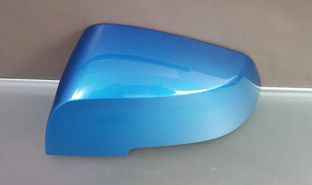 Orig BMW F20 F21 F87 F30 X1 E84 Exterior Mirror Cap Long Beach Blue Cover