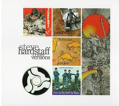 Other Original Comic Art Steve Hardstaff Cover Versions Hc Classic Record Cover Art Comp $45 Free S/h