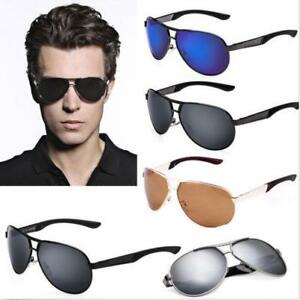 f82a7452d244 Image is loading NEW-Men-039-s-Polarized-Sunglasses-Outdoor-Sports-