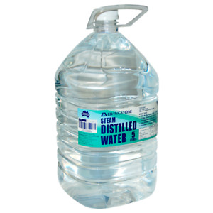 Details about Livingstone Distilled Water 5 Liters