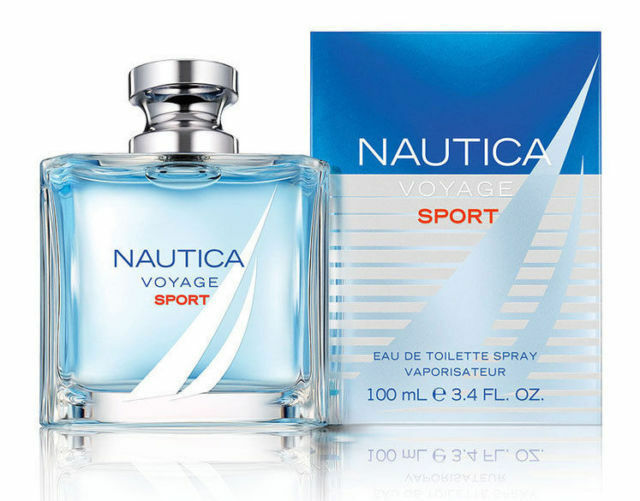 Nautica Voyage Sport Cologne for Men 100ml EDT Spray