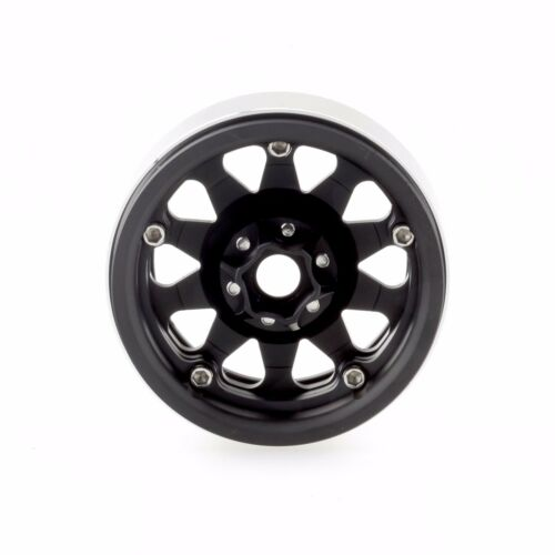 "ALIENTAC Four 2.2/"" Alloy Beadlock Wheel Rim Wide 1/"" for RC Model #069 4"
