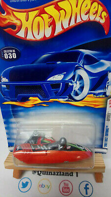 9002 Hot Wheels First Editions Cabbin/' Fever 2000-082