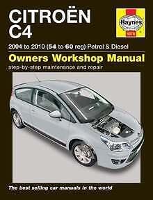 manual citroen ds4 pdf