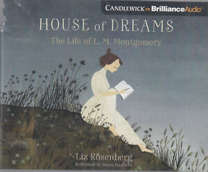 Liz-Rosenberg-House-Of-Dreams-Life-Of-L-M-Montgomery-7CD-Audio-Book-Biography