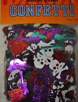 Rock Star Party Confetti Skulls Rock & Roll