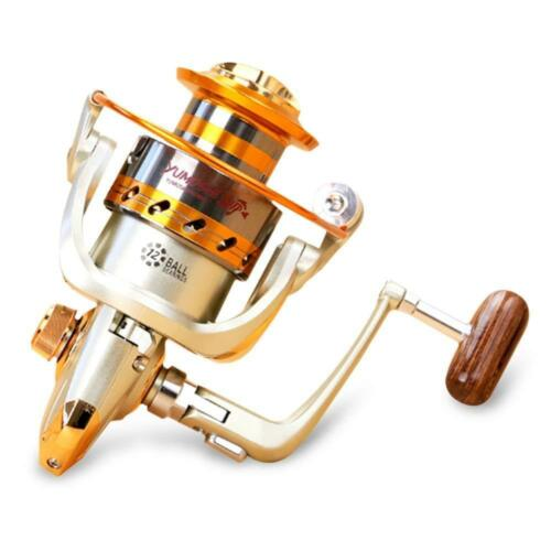 X-CAT Spinning Fishing Reel,12 Ball Bearings Light and Smooth,1000 to 7000...