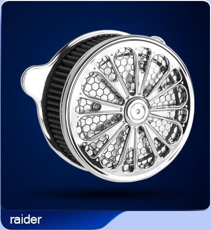 Cover ONLY For Arlen Ness Big Sucker Air Cleaner Raider Chrome