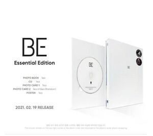 IN STOCK! BTS [BE] ESSENTIAL EDITION ALBUM - KPOP OFFICIALLY SEALED NEW+TRACKING