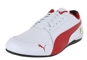 Puma Unisex White SF Drift Cat 7 Shoes