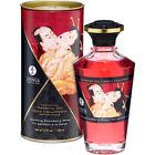 Shunga aceite Afrodisíaco aroma de fresas con Champagne