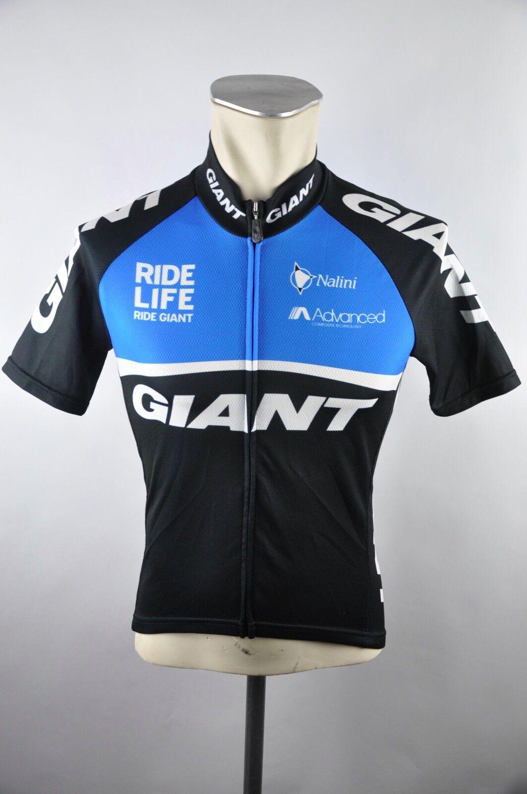 Nalini Radtrikot Trikot cycling jersey maglia Gr. XS 46cm Team Ride Life F12