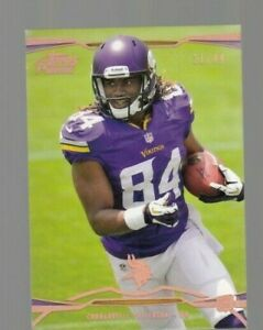 Cordarrelle-Patterson-2013-Topps-Prime-ROOKIE-11-99-Vikings