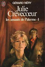 GERARD NERY - JULIE CREVECOEUR 3 LES AMANTS DE PALERME 1 - J'AI LU
