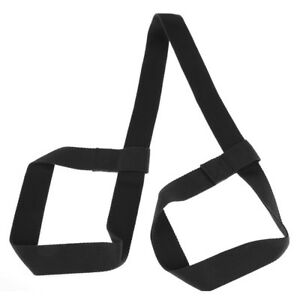 Correa Ajustable Yoga Negra Yoga Esterilla Correa Correa Para Transportar Esterillas Yoga Sin Esterilla Yoga para Todos los Tama/ños Esterillas Yoga 4 Piezas Correa Transporte Esterilla Yoga