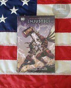 NEW-SEALED-Injustice-Gods-Among-Us-Vol-2-Year-5-The-DC-Comics-Hardback-Hardcover