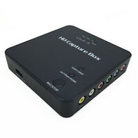 1080p Hdmi Hd Capture Video Recorder Box Hdcp Decode F Wii Ps4 Blueray Bl Ew
