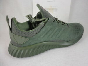 bc4c747d3feb Image is loading Adidas-Alphabounce-CR-M-Base-Green-Carbon-CG4572-