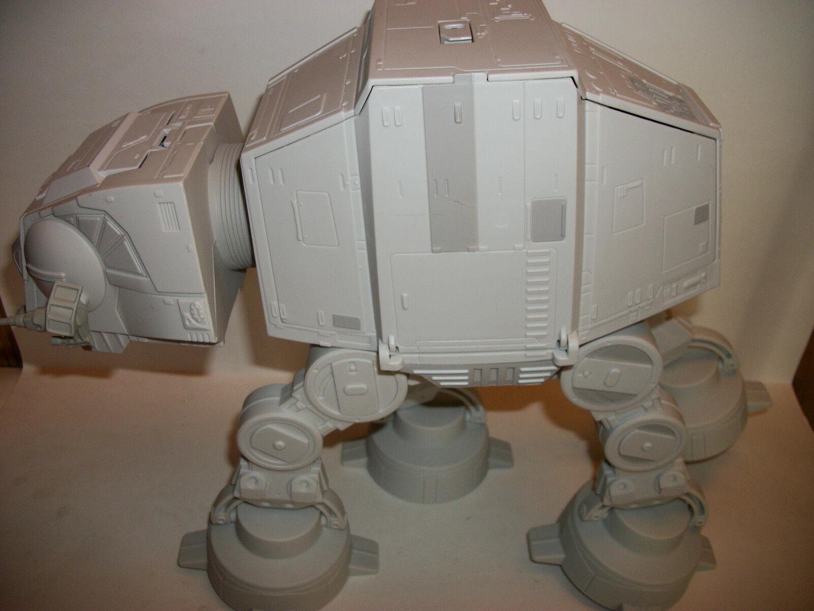 Star Wars Galactic Heroes Figure 1-2  Hasbro Toy Lot ESB Vehicle AT AT Walker