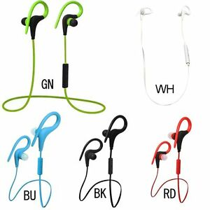 Auriculares-Bluetooth-Inalambrico-4-0-In-Ear-Estereo-Audifonos-Deportivos-Mic