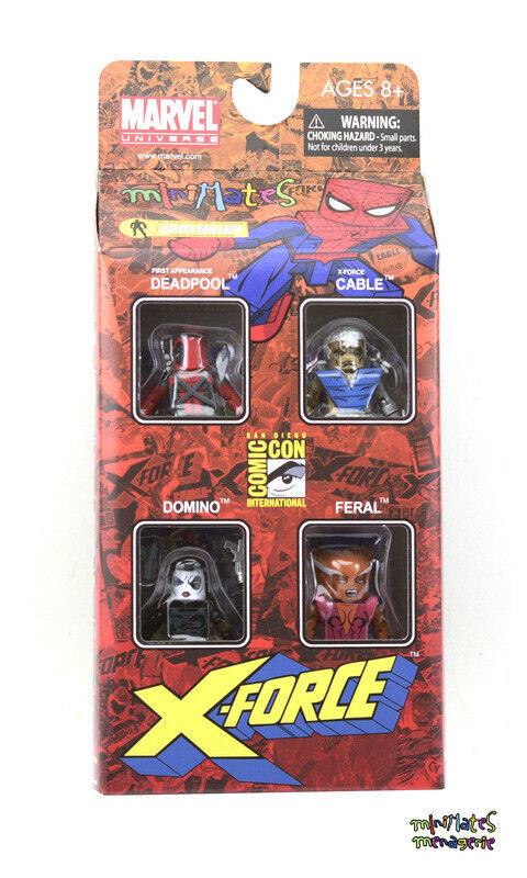 Marvel Minimates X-Force Box Set