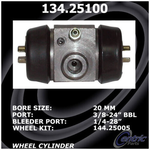 Premium Wheel Cylinder-Preferred fits 1962-1980 MG MGB  CENTRIC PARTS