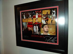Peyton-Siva-Louisville-Cardinals-1000-Pts-Auto-039-d-Autographed-18x16-Framed-Photo