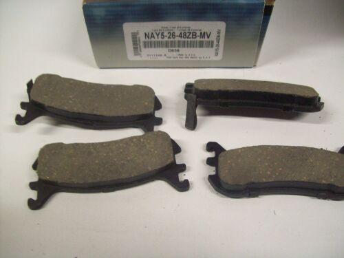 D636 Mazda Brake Pads NAY5-26-48ZB-MV