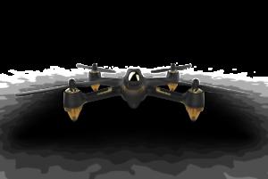 Hubsan X4 H501S FPV Black Drone - Open Box