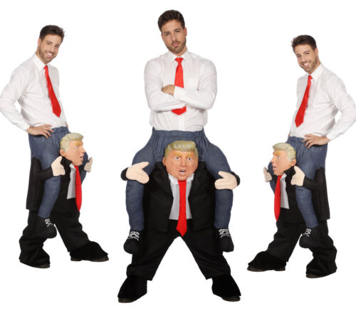 Aux épaules costume-Homme sur Trump-Wilbers taille M//L-organisatrice Pack Président
