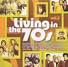 Living in The 70s Vol. 3 3cd Drifters Melanie Hollies Fox Harry Chapin Dusk
