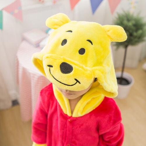 Kids Adult Warm Fluffy Kigurumi Pajamas Nightwear Slippers Shoes Cosplay Outfits
