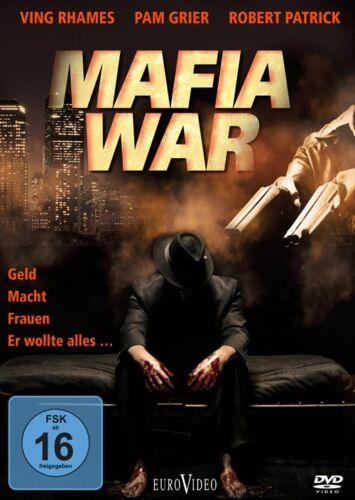 1 von 1 - Mafia War - Geld, Macht, Frauen - Er wollte alles...  - DVD - NEUWERTIG