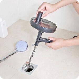 Toilet Flusher Sink Anti-Blocking Cleaning Hook FGen 10pcs Hair Hair Cleaner Sewer