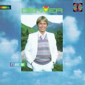 John-Denver-039-IT-039-S-ABOUT-TIME-039-Rare-track-039-The-Way-I-Am-039-CD
