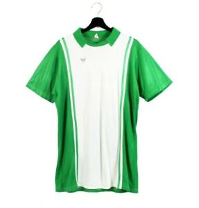70s 80s ERIMA vintage t-shirt jersey tshirt tee West Germany adidas nylon L XL