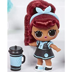 Pins LOL Surprise Hairgoals doll w//outfit /& accessories no capsule