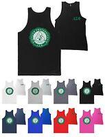 Delta Sigma Phi Fraternity Seal Bella + Canvas Tank Top Shirt